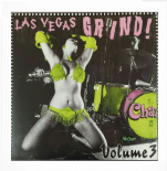 VA. LAS VEGAS GRIND # 3 # LP - Lounge, Rock & Roll, Rhythm & Blues compilation